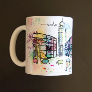 Mug Université Paris 13