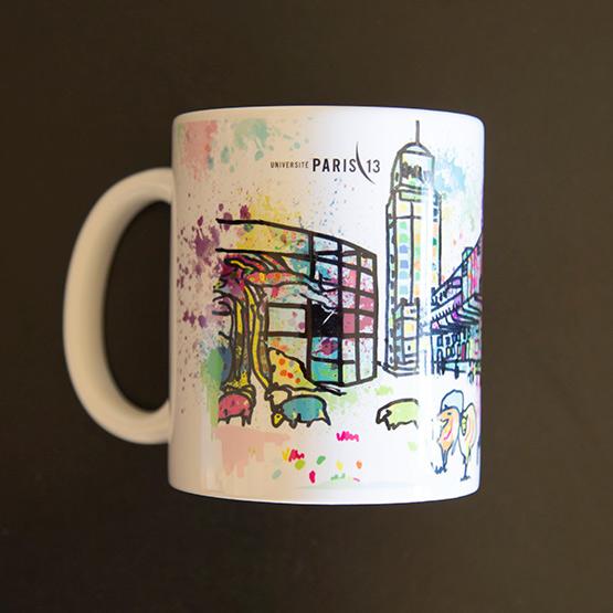 Mug Université Paris 13
